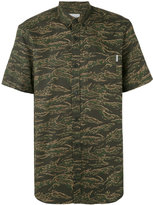 Carhartt camouflage print shirt - men - Cotton - S