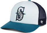 '47 Women's Seattle Mariners Glimmer Captain Snapback Cap