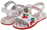 Lelli Kelly Kids Strawberry 1 (Toddler/Youth) (White Fantasy) - Footwear