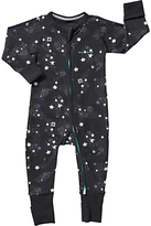 Bonds Baby Zip Wondersuit North Star Print Sleepsuit, Black