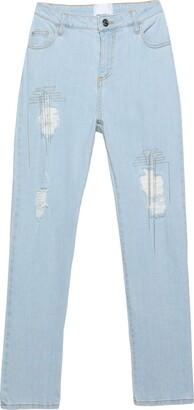 Annarita N. TWENTY 4H Denim pants - Item 42761484FL