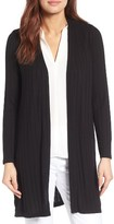 Chaus Women's Ribbed Long Cardigan