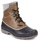 Sperry Lace-Up Leather Boots