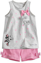 Disney Minnie Mouse Top and Shorts Set for Toddlers - Walt World