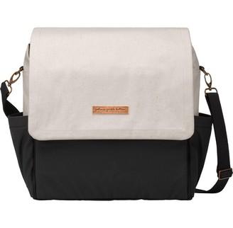 Petunia Pickle Bottom Boxy Backpack Diaper Bag, Birch/Black