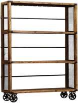 Phil Bee Interiors Bookcases Columbus Timber Bookshelf