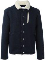 Soulland 'Horgh' woolen coach jacket