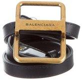Balenciaga Skinny Waist Belt