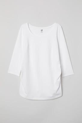 H&M MAMA Jersey top
