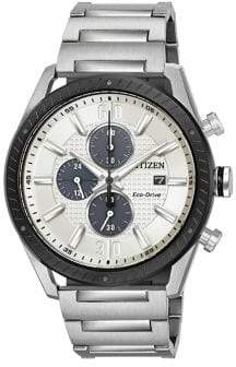 Citizen Drive from Eco-Drive Stainless Steel Quartz Watch