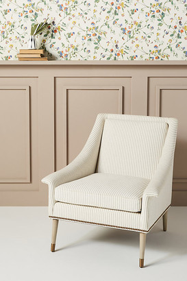Anthropologie Tillie Chair By in Grey Size ALL