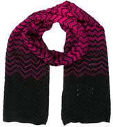 M Missoni Two-Toned Wool Scarf w/ Tags