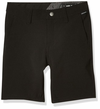 Volcom Boys' Frickin SNT Static Swim Trunks