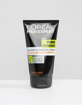 L'Oreal Men Expert Pure Power Deep Cleansing Face Wash 150ml