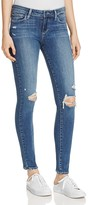 Paige Verdugo Ultra Skinny Jeans in Colton Destructed
