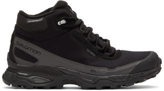 Salomon Black Shelter CSWP Advanced Boots
