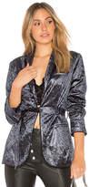 J.o.a. Velvet Tuxedo Blazer