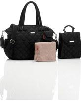 Storksak 'Bobby' Four Piece Diaper Bag