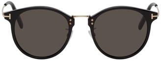 Tom Ford Black Jamieson Sunglasses