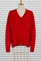 Ami Wool oversize sweater