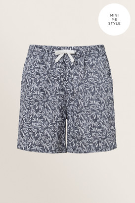 Seed Heritage Mens Mini Me Floral Short