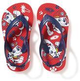 Old Navy Paw Patrol Flip-Flops for Toddler Boys