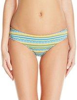 Volcom Women's Plh Cheeky Bikini Bottom