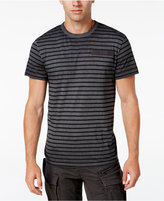 G Star Men's Rancis Stripe Pocket T-shirt