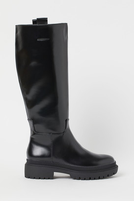 H&M Chunky-soled boots