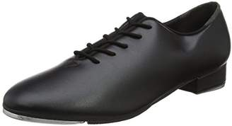So Danca Unisex Adults' Ta04/05 Tap Shoes, Black (Black), (41 EU)