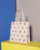 Ted Baker Fly fish shopper bag
