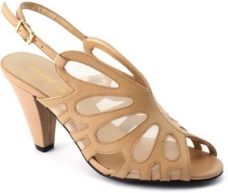 David Tate Davd Tate Adjustable Leather Sandals - Marlena