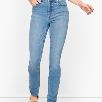 Talbots Straight Leg Jeans - Curvy Fit - Fillmore Wash
