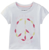 True Religion Peace & Love Tee (Baby Girls)