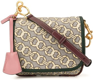 Tory Burch Perry jacquard crossbody bag