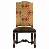 Stanley Costa Del Sol Perdonato Fabric Side Chair