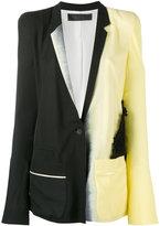 Haider Ackermann Altair blazer - women - Silk - 36