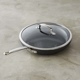 Williams-Sonoma Williams Sonoma GreenPanTM; Black Ceramic Nonstick Covered Fry Pan, 12""