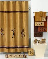 Avanti Bath Accessories, Kokopelli Shower Curtain
