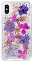 Case-Mate Petals iPhone® X Case, Purple