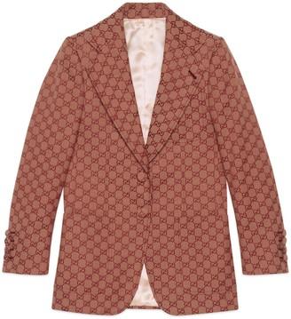 Gucci Women's GG canvas jacket