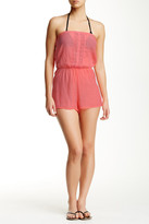 Laundry by Shelli Segal Halter Romper
