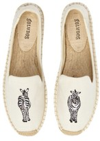 Soludos Women's Embroidered Espadrille Slip-On