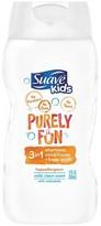 Suave 12oz Kids Purely Fun 3in1