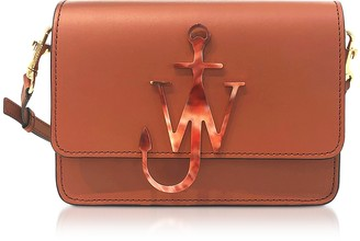 J.W.Anderson Ginger Leather Anchor Logo Bag