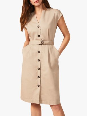 Phase Eight Tansey Button Down Dress