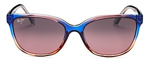 Maui Jim Women's Honi Polarized Cat Eye Sunglasses, 54MM