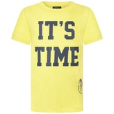 Diesel DieselBoys Yellow Its Time To Party Top