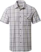 Craghoppers Men's Westlake Short Sleeved Shirt