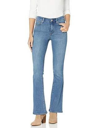 Ella Moss Women's High Rise Boot Cut Jean